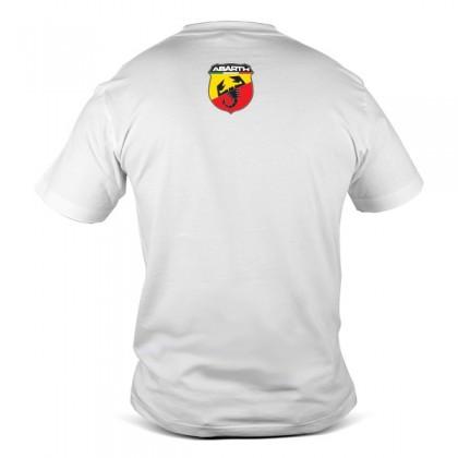 Abarth Casual T Shirt Rally Sports Car Racing Team Drift Motorsport Performance Tuning Brake Turbo Speed 124 500 595 695