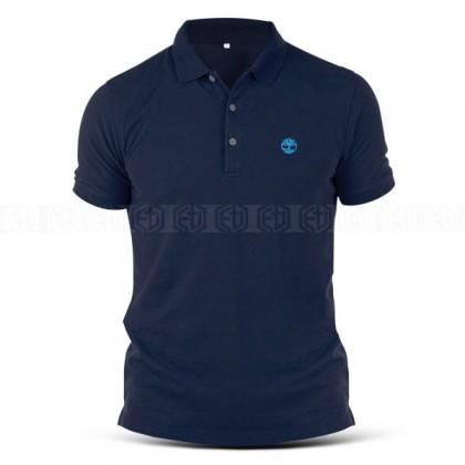 Polo T Shirt Cotton Sulam Classic Timberland Casual Vintage Popular Fashion Sportswear Streetwear Sports Baju Embroidery